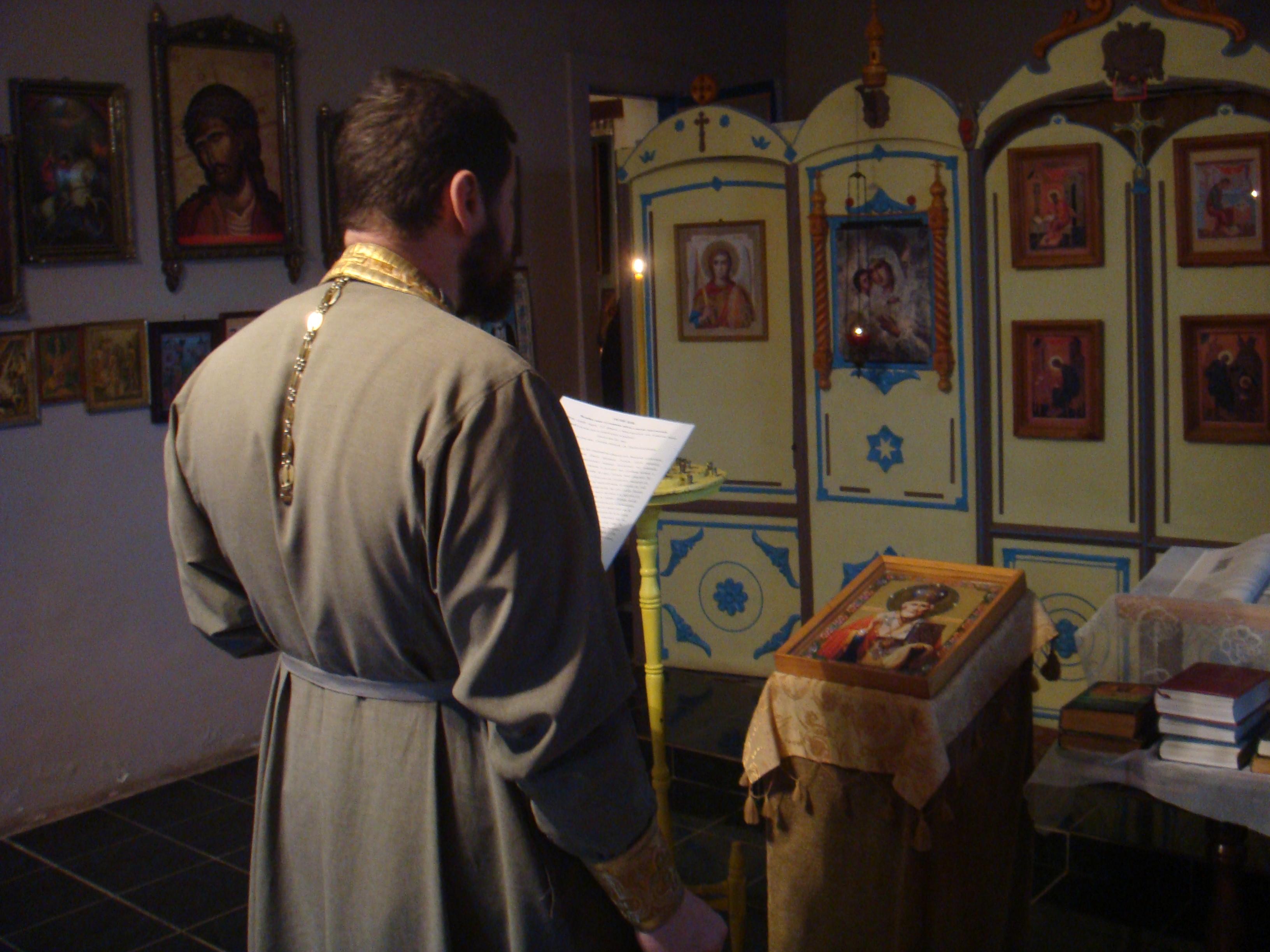 В учреждениях УФСИН России по Астраханской области завершилась неделя молитвы