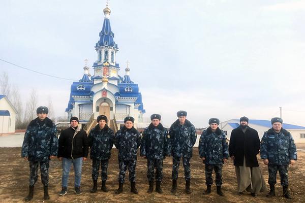 Сотрудники Управления по конвоированию совершили поездку по святым местам