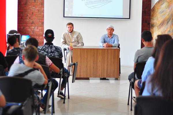 Несовершеннолетние осужденные к наказаниям и мерам уголовно-правового характера без изоляции от общества приняли участие в профилактическом мероприятии