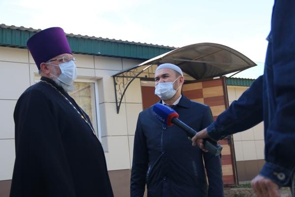 В УФСИН России по Астраханской области введен в эксплуатацию участок, функционирующий как исправительный центр